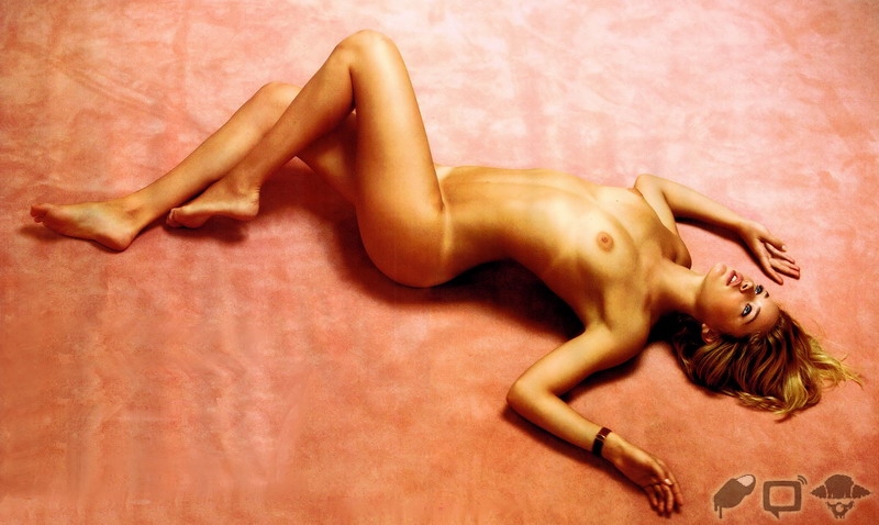 make me a super model nude № 79678